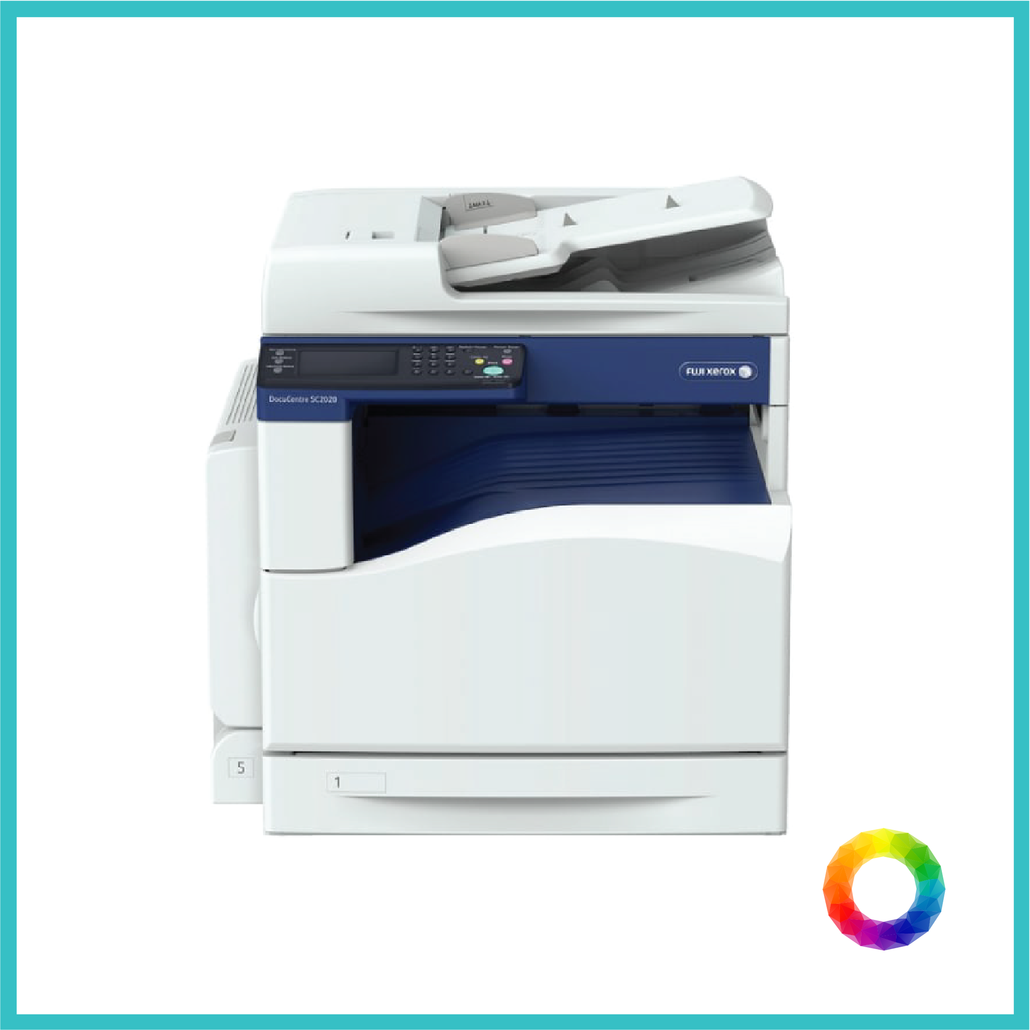 multipurpose Xerox SC2020 photocopier