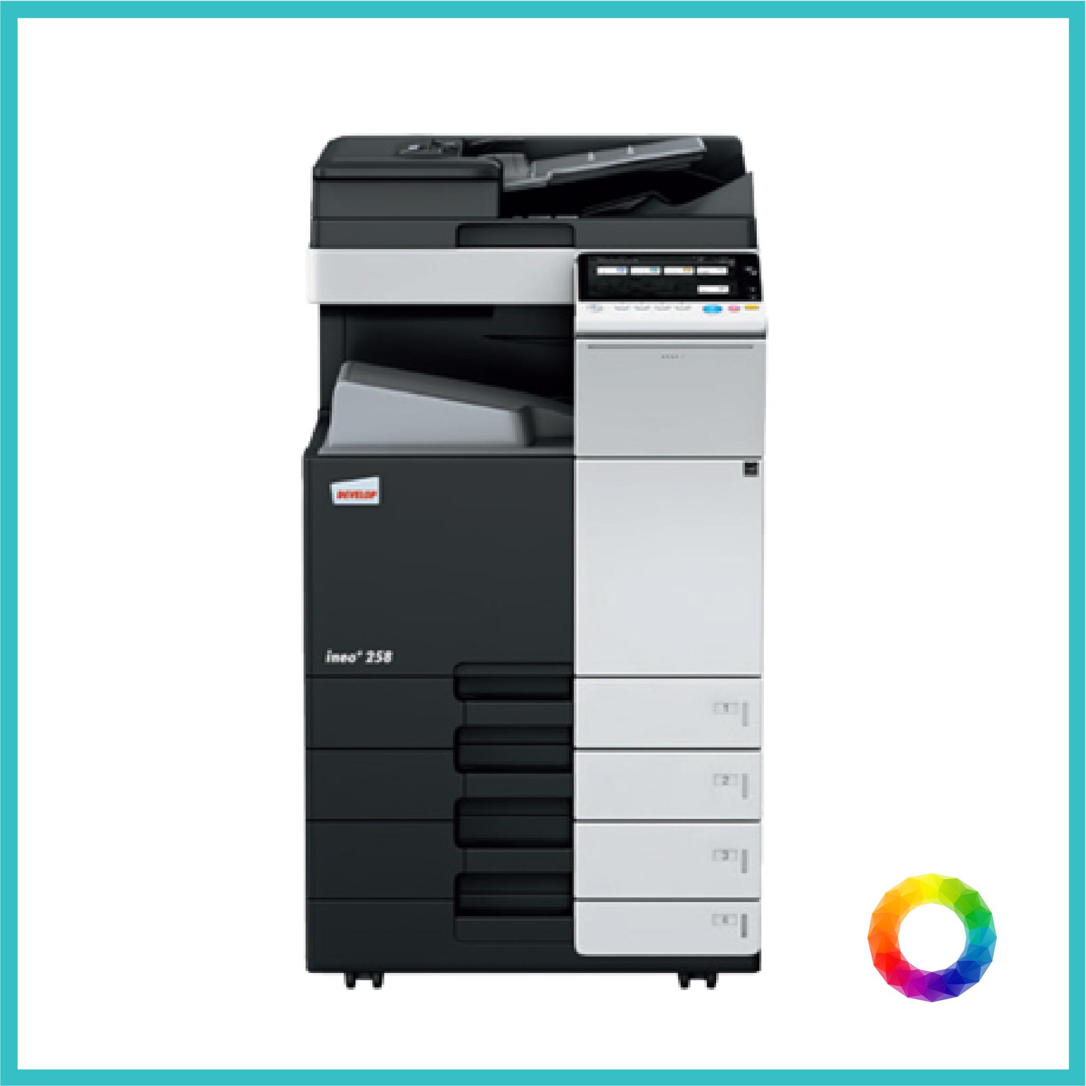 Konica C308 photocopier