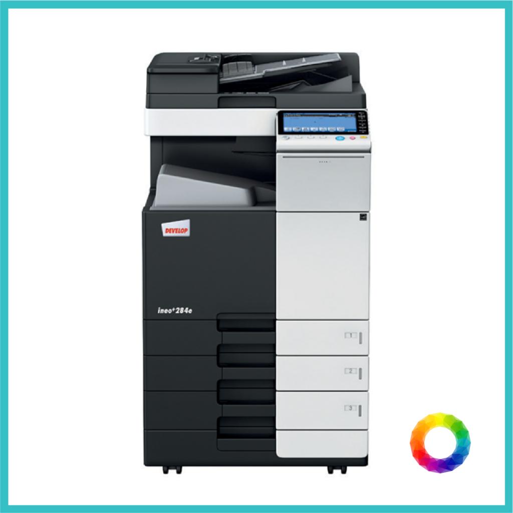 multipurpose Konica C458 photocopier