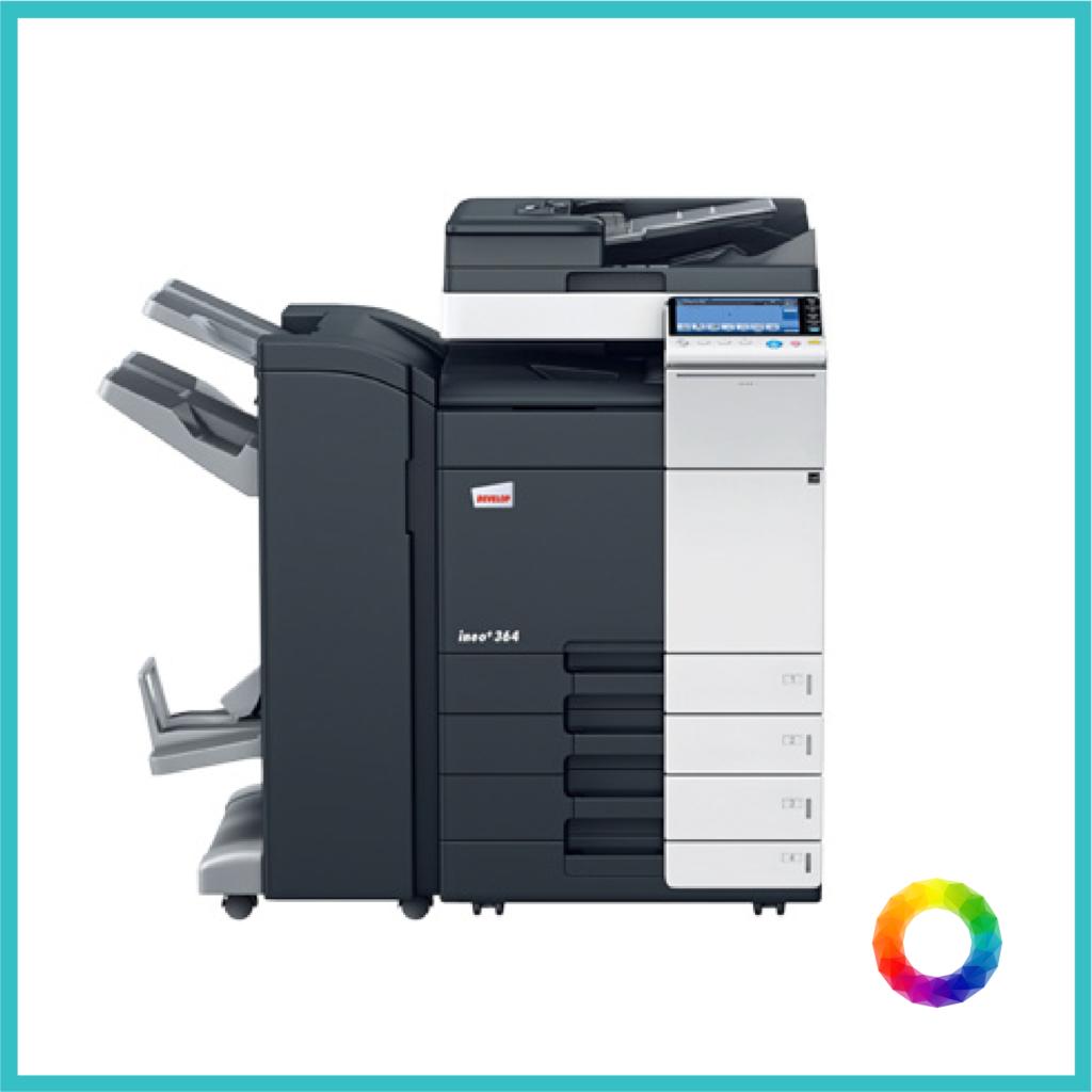 multifunction C554 photocopier