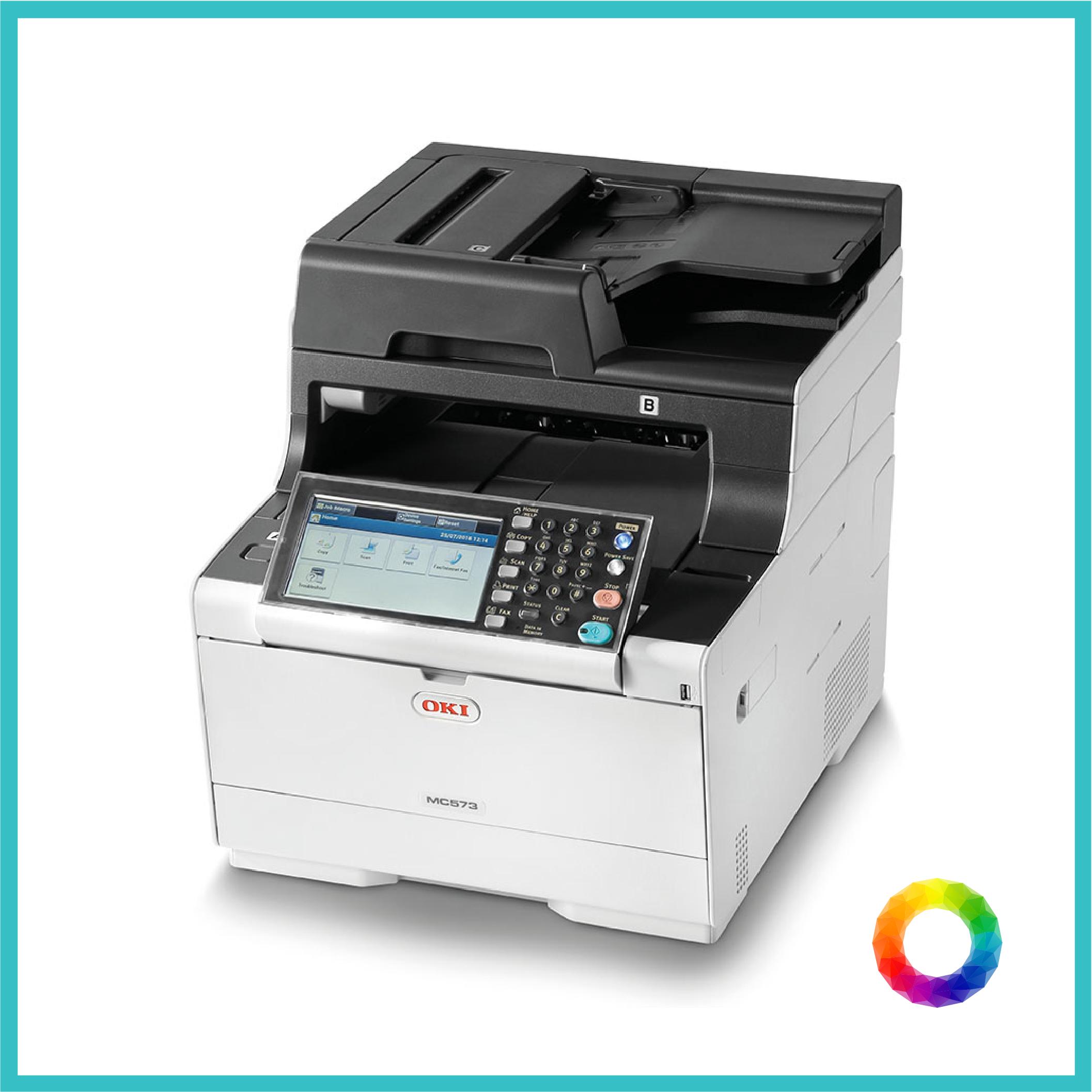 multipurpose OKI ES5473 photocopier