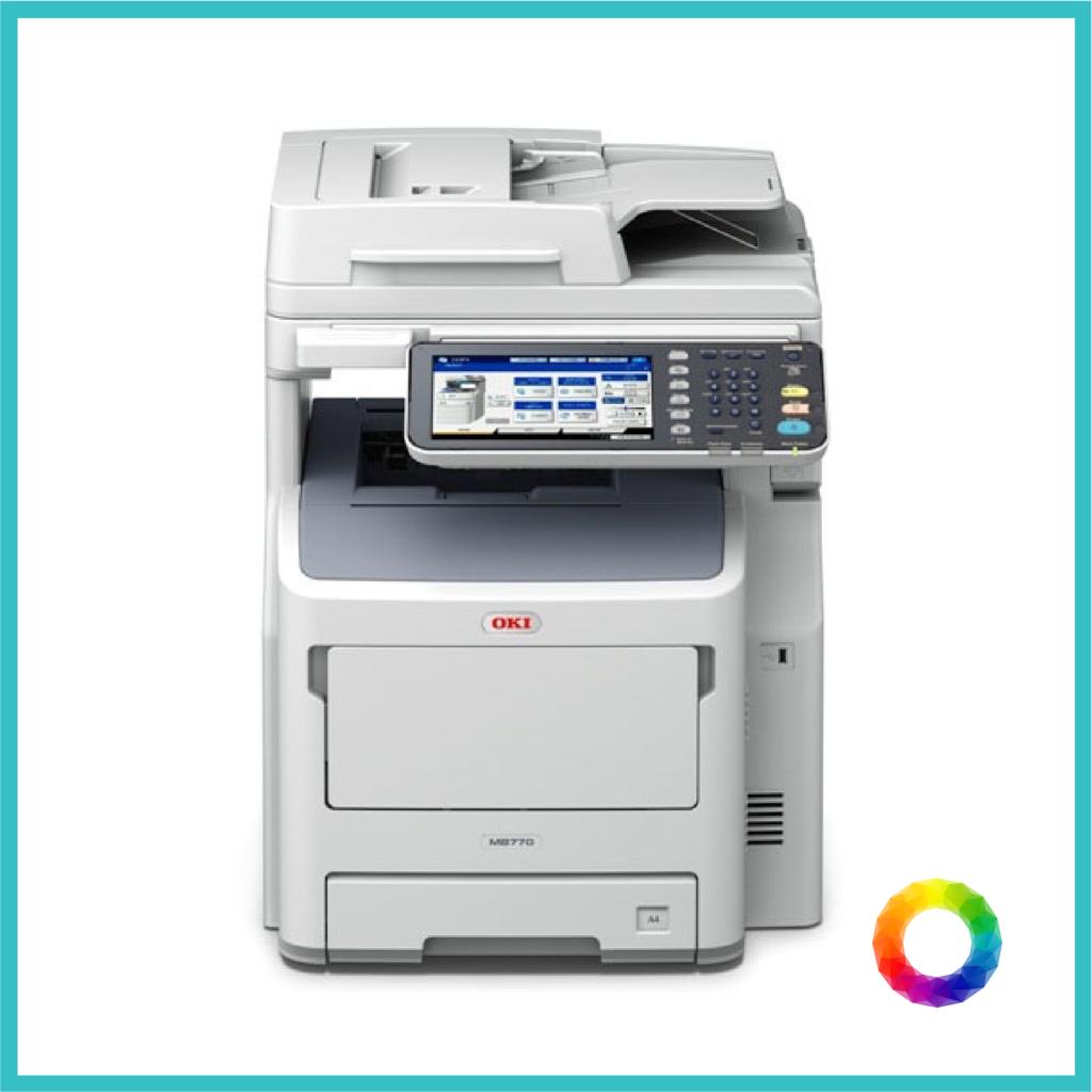 multipurpose OKI ES7470 photocopier