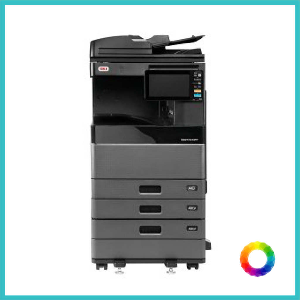 multipurpose OKI ES9476 photocopier