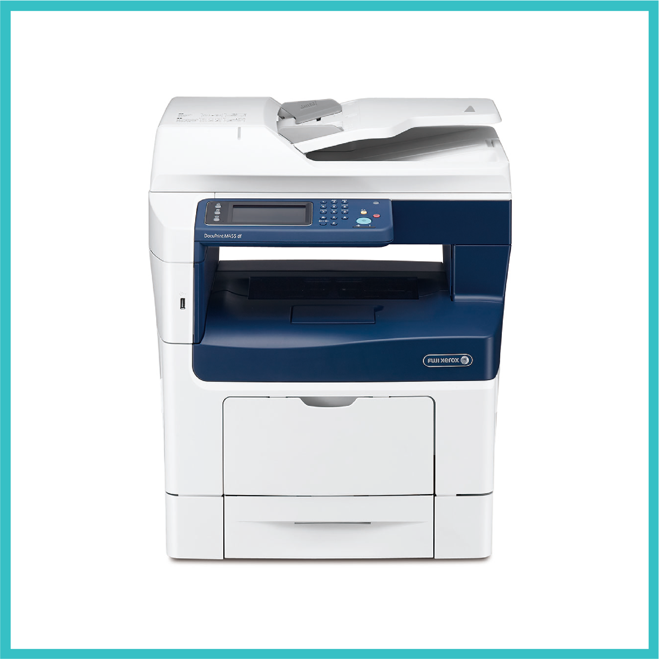 multipurpose Xerox M455 photocopier