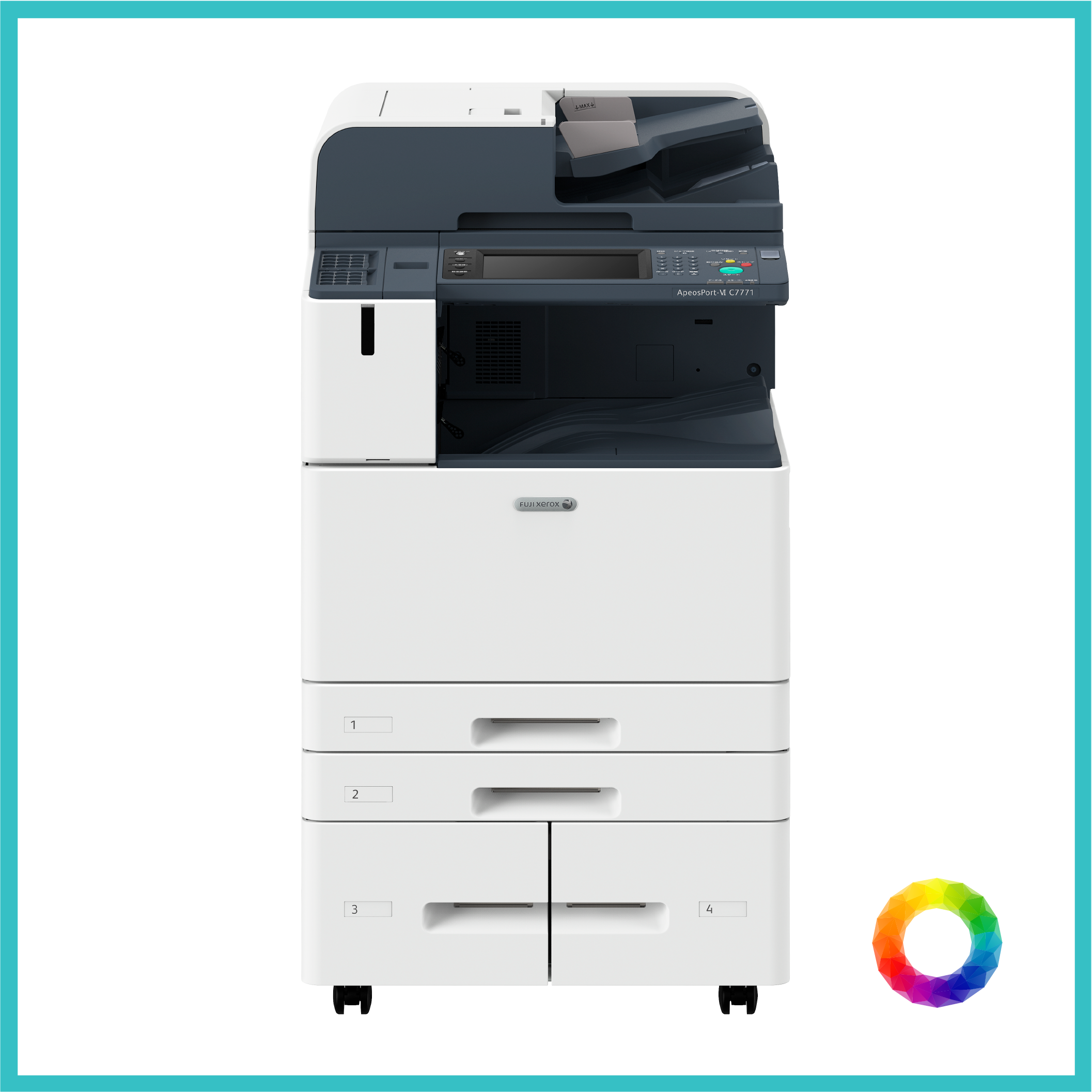 multipurpose Xerox C2271 photocopier