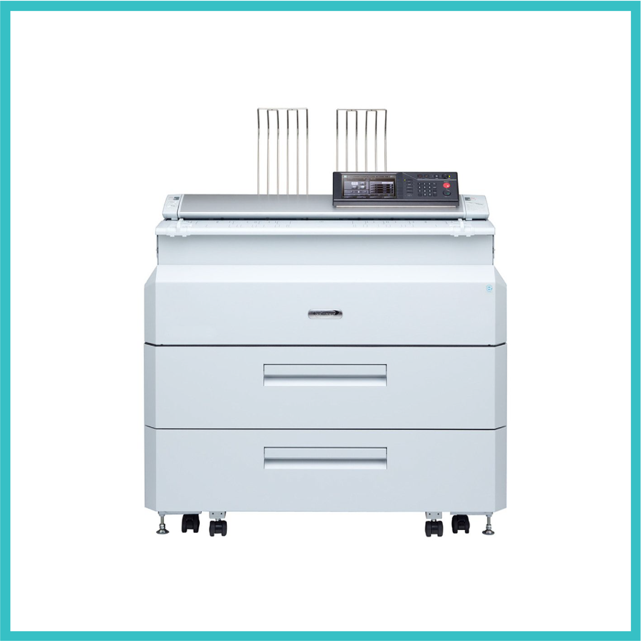 multipurpose OKI LP2060 photocopier